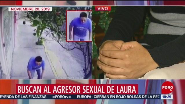 FOTO: Víctima Agresión Sexual CDMX Narra Agresión