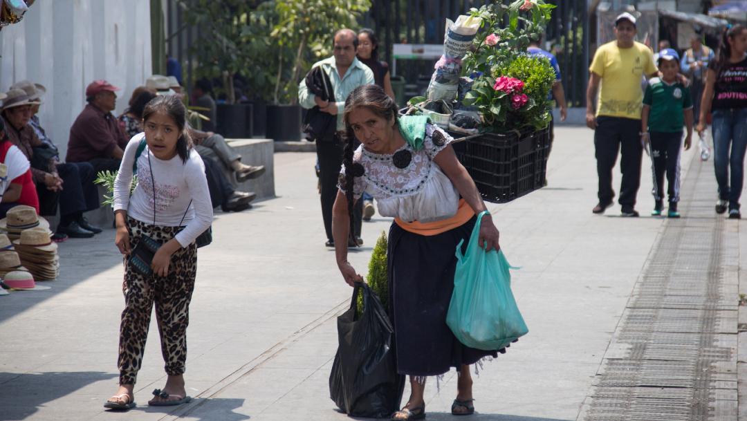 Foto: Mujeres tienen menor esperanza de vida en CDMX, 12 de diciembre de 2019, (GRACIELA LÓPEZ/CUARTOSCURO.COM)