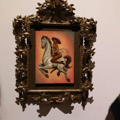 """Foto: """"La Revolución', del artista Fabián Cháirez. Cuartoscuro"""