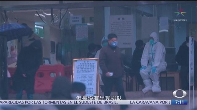 11 millones de habitantes incluido un mexicano aislados en wuhan por coronavirus