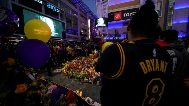 Foto: NBA cancela Lakers-Clippers por muerte de Kobe Bryant, 27 enero 2020, (Reuters)