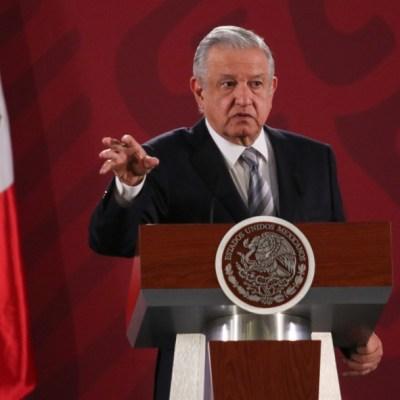 Foto. Andrés Manuel López Obrador, presidente de México