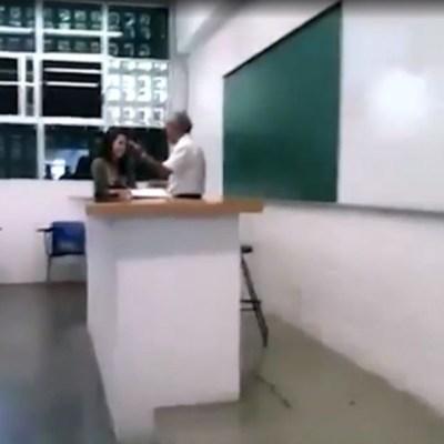 Acoso sexual y corrupción por parte de docentes, denuncian alumnas paristas de Prepa 9