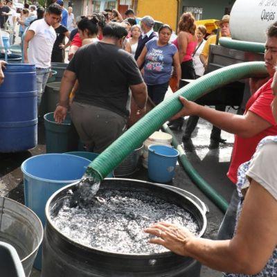 Colonias que pagarán más por exceder consumo de agua
