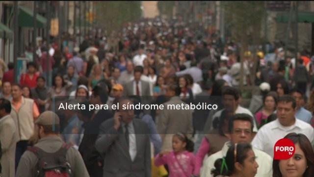 FOTO: 19 enero 2020, alerta para el sindrome metabolico
