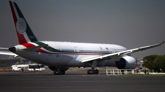 Foto: AMLO abrirá avión presidencial al público para exhibir sus lujos