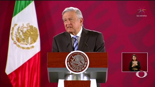 Foto: Amlo Defiende Santiago Nieto Críticas Gertz Manero 9 Enero 2020