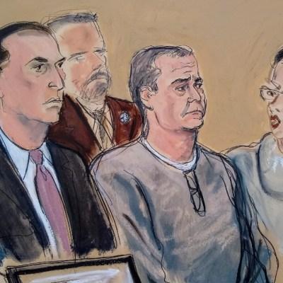 Abogados de García Luna niegan que esté negociando con Fiscalía de NY