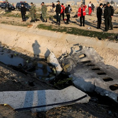 Irán acepta que derribó avión ucraniano por 'error humano'