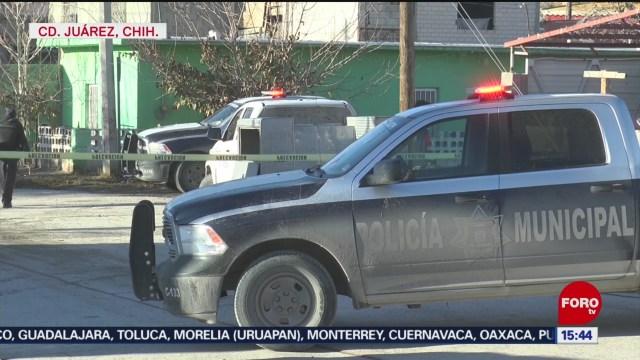 FOTO: 25 enero 2020, asesinan en enero a ocho mujeres en ciudad juarez