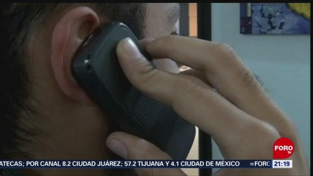 Foto: Extorsiones Telefónicas Aumentan México 8 Enero 2020