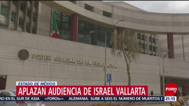 ausencia de perito retrasa proceso contra israel vallarta