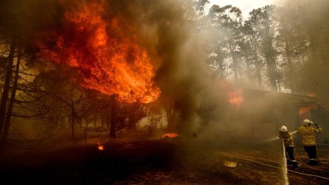 Foto: Los incendios forestales han provocado la muerte de al menos 29 personas, además de quemar unas 10 millones de hectáreas y alrededor de tres mil viviendas