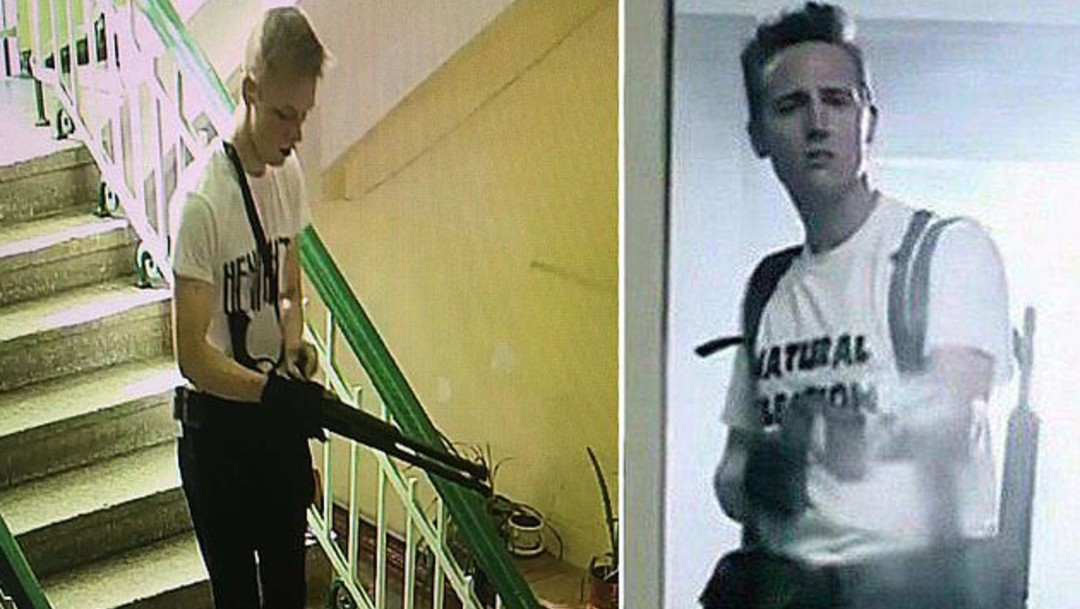 Foto: El autor del tiroteo en Torreón vestía como los atacantes de Columbine, de acuerdo con internautas. En la imagen, los autores del ataque en Columbine: Eric David Harris (izq) y Dylan Bennet Klebold (der), el 10 de enero de 2020. (Redes sociales, archivo)