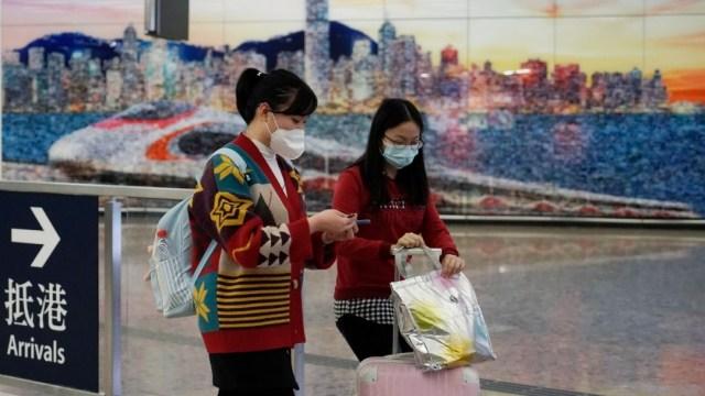 Foto: Beijing cancela ceremonias de Año Nuevo chino por coronavirus
