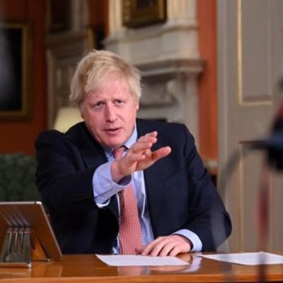 Boris Johnson celebra 'nueva era' y pide superar divisiones del Brexit