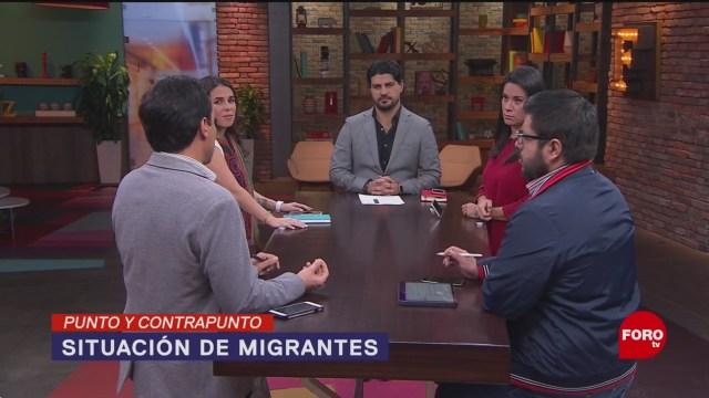 Foto: Caravana Migrante Protección Represión 22 Enero 2020