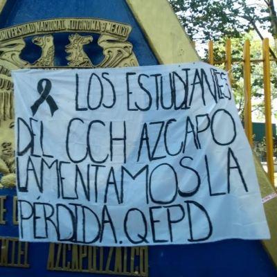 Un estudiante muere por falla respiratoria en el CCH Azcapotzalco