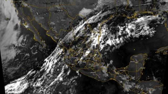 Foto: Estas condiciones serán originadas por la masa de aire que impulsó al Frente Frío Número 33 y el ingreso de humedad del Océano Pacífico. El Frente Frío Número 34 se aproximará a la frontera norte de México