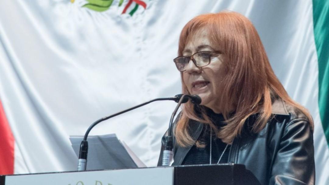 CNDH escondía abusos del poder: Rosario Piedra