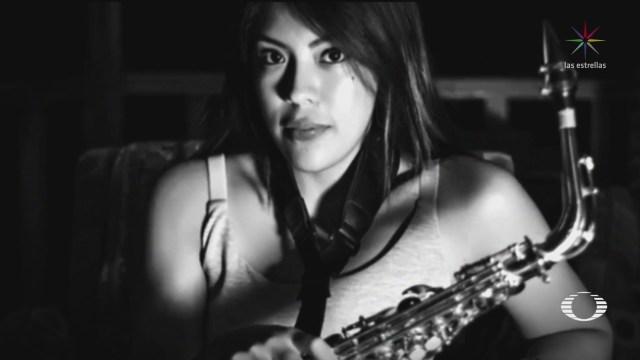 Foto: Saxofonista Oaxaca Concluyen Investigaciones Agresión Ácido 17 Enero 2020