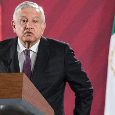 FOTO: Conferencia matutina de AMLO enero de 2020