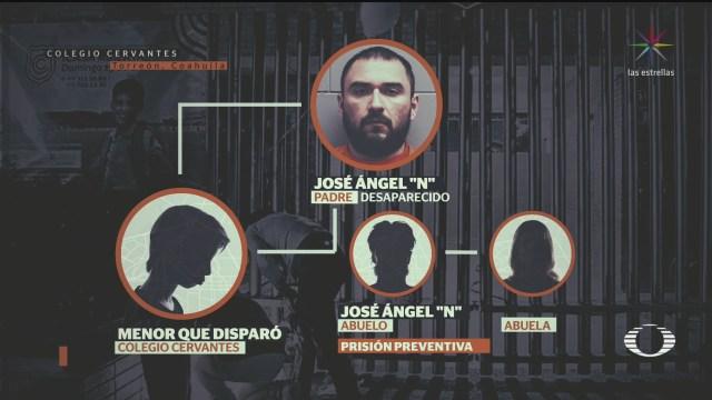 Foto: Investigaciones Familia Niño Tiroteo Torreón 15 Enero 2020