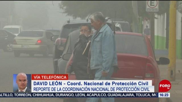 FOTO: continuaran temperaturas mas bajas al norte de mexico