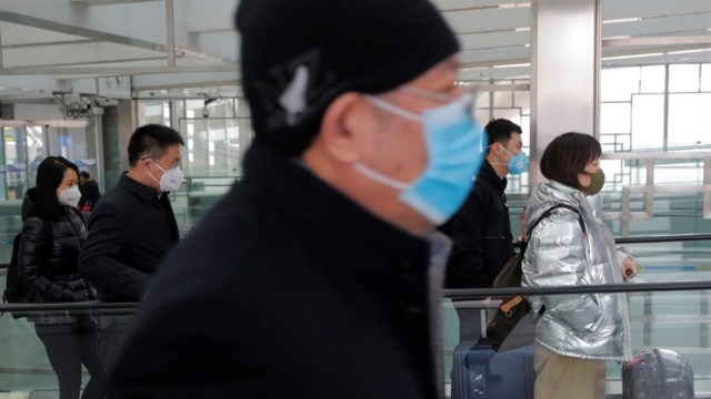 Foto: Tanto Hong Kong como Shanghái son dos de las 25 divisiones provinciales chinas que han elevado la alerta sanitaria al máximo nivel.