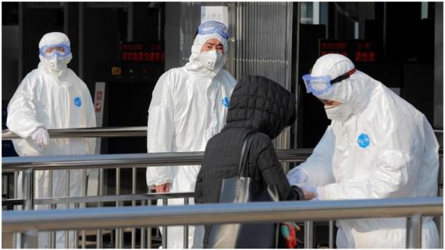Imagen: En Canadá se confirma el primer caso de coronavirus, 25 de enero de 2020 (EFE)