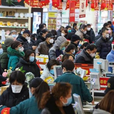 China enfrenta una grave situación por la epidemia del coronavirus, 25 enero 2020