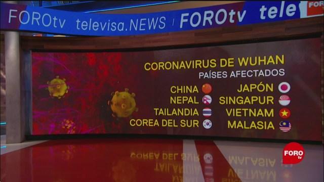 Foto: Coronavirus Mata 132 Personas Solo China 28 Enero 2020
