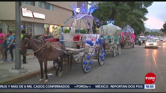 FOTO: cuatrimotos sustituiran a caballos de calandrias en acapulco