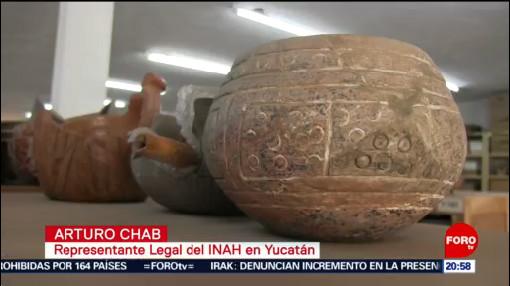 Foto: Cultura Maya Aumneta Patrimonio Histórico Inah 30 Enero 2020