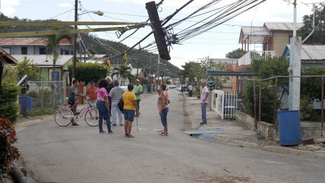 Tras terremoto, Puerto Rico se desplaza hacia el oeste: NASA