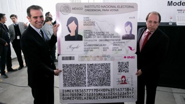 FOTO: Blindados los datos del Padrón Electoral, asegura el INE, el 25 de enero de 2020