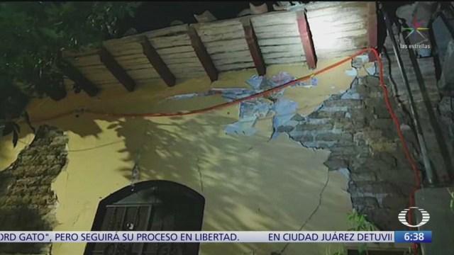 declaran emergencia en 8 municipios de oaxaca tras sismo