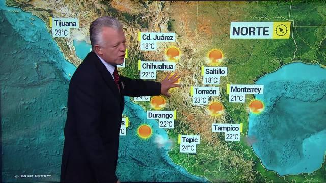 despierta con tiempo lluvias fuertes para la peninsula de yucatan