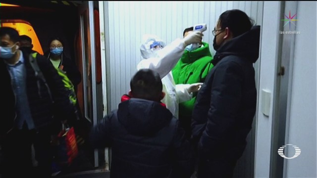 Foto: Alerta Sanitaria Internacional Coronavirus China 22 Enero 2020