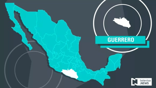 IMAGEN Detienen a 11 personas por robo en 20 joyerías de Iguala, Guerrero (Noticieros Televisa)
