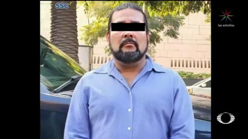 Foto: Detienen Hombre Acusado Homicidio 24 Personas Marquesa 22 Enero 2020