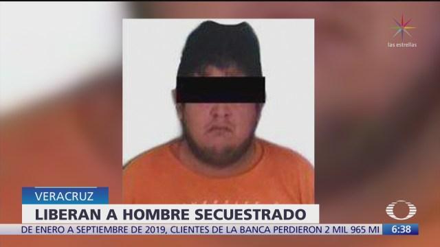 detienen a presunto secuestrador en veracruz