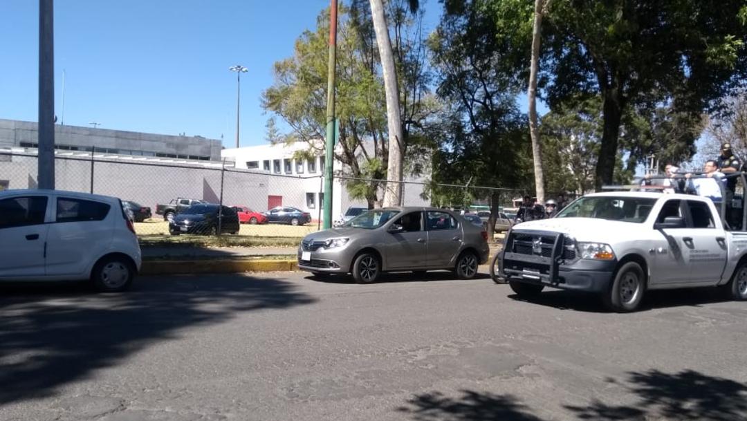 FOTO Detienen a 8 custodios por fuga de reos del Reclusorio Sur CDMX (S.Servín)