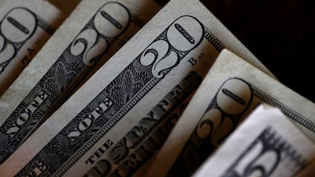 FOTO Dólar se vende en 18.87 pesos (Getty Images/archivo)