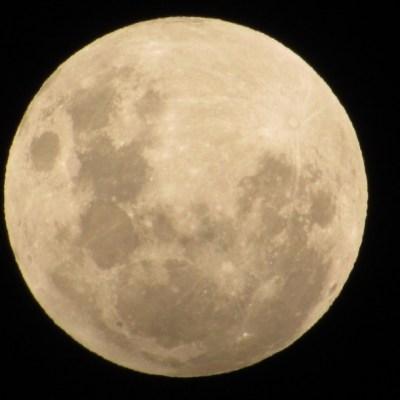 ¿Dónde podrás ver la primera Luna llena y el primer eclipse del año?