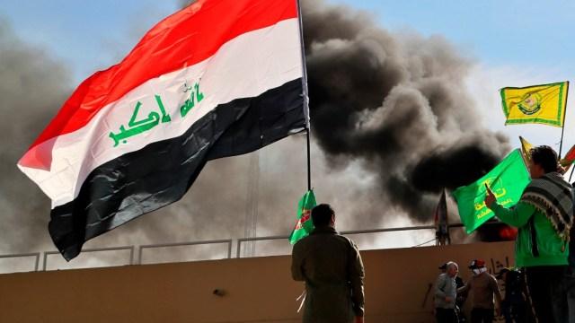 EEUU pide a ciudadanos abandonar inmediatamente Irak