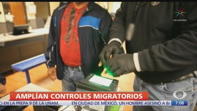 eeuu recolecta adn de personas detenidas por autoridades migratorias