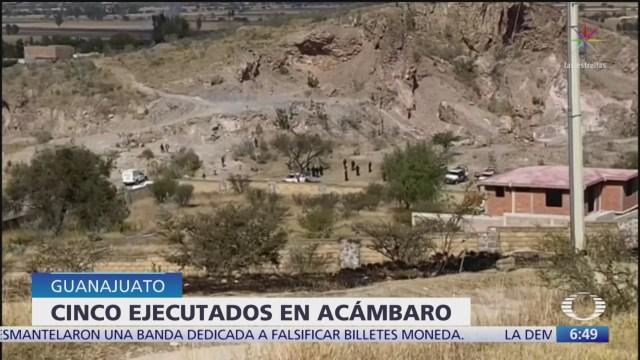 ejecutan a una familia en acambaro guanajuato incluido nino de 7 anos