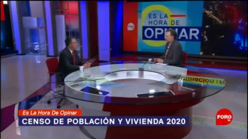Foto: Censo 2020 Importante Censar Población México 29 Enero 2020