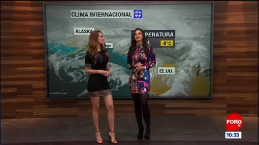 el climaenexpreso internacional del 22 de enero del